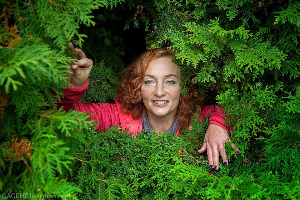 Renata Mirska, amazonka