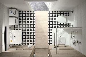 Łazienka dla niepełnosprawnych - wymiary, wyposażenie i pomysły na aranżacje