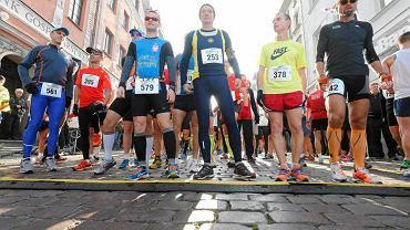 Maraton Toruński w 2014 r.