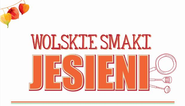 'Wolskie smaki jesieni' logo