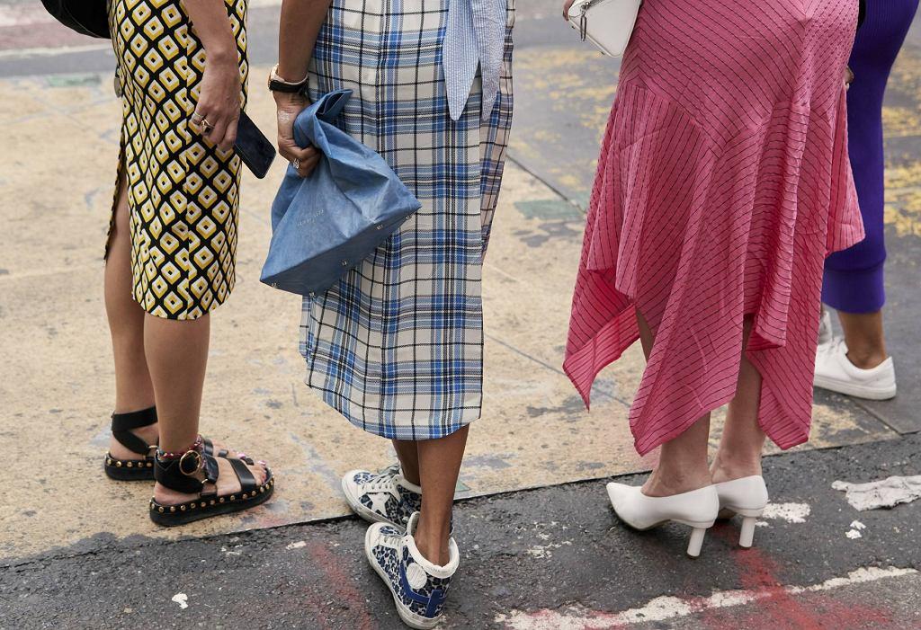 sandały na latni dzień
