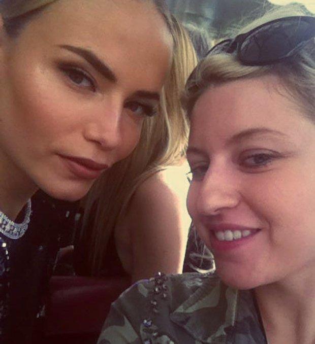 Natasha Poly, Natalia Hołownia, Cannes 2015