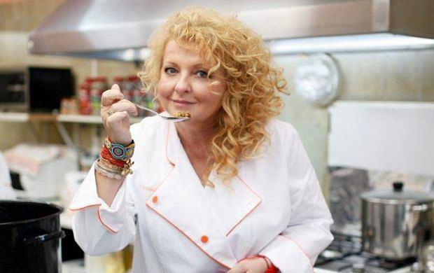 Magda Gessler W Top 10 Szefów Kuchni Z Polski Tę Panią