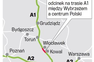 Ostatni kilometr autostrady A1 nad Bałtyk prawie gotowy. Otwarcie w środę?