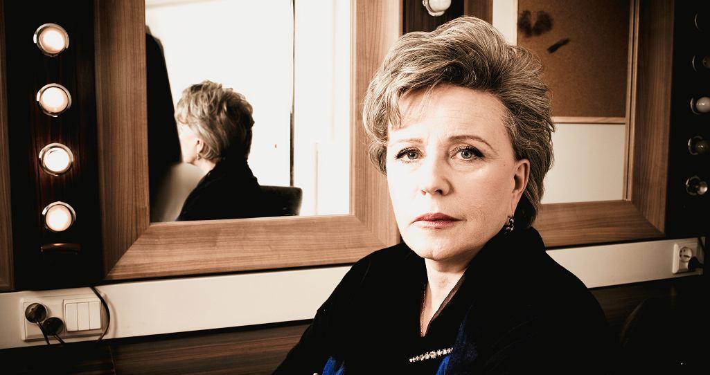 Krystyna Janda, 2013 r.