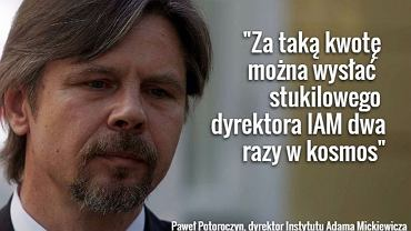 Paweł Potoroczyn o raporcie Glińskiego