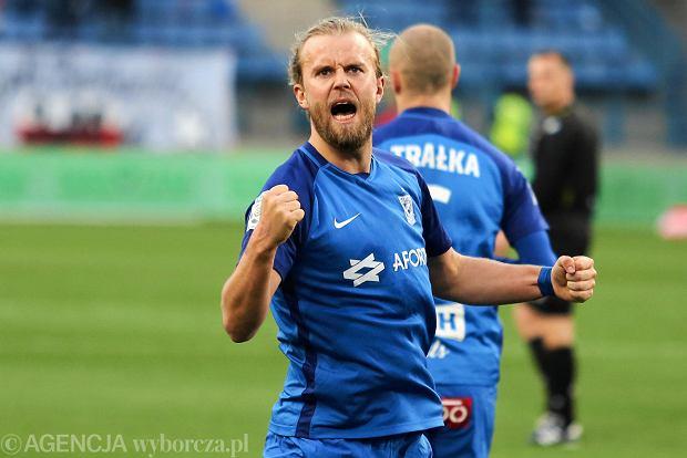 Christian Gytkjaer w rundzie finałowej strzelił tylko jednego gola