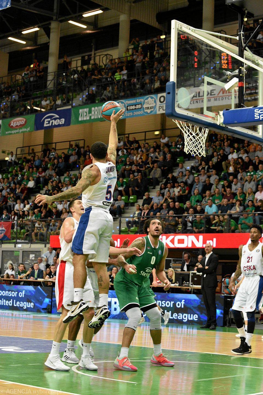 Zdjęcie numer 59 w galerii - Bez niespodzianek, CSKA dała Stelmetowi lekcję koszykówki [ZDJĘCIA]