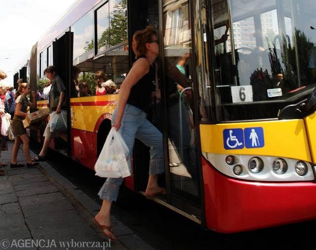 Klimatyzacja w autobusach