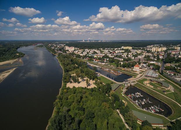 Latem w Puławach organizowane są spływy kajakowe okolicznymi rzekami