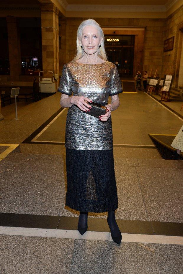 Elle Style Awards, PKiN, 22.10.2015, fot.WBF/Marek Kudelski, na zdj. Helena Norowicz