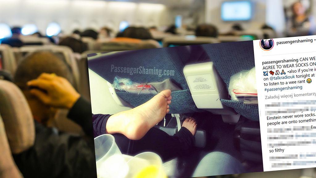 Była stewardessa zdradza, jak bardzo obrzydliwie zachowują się pasażerowie samolotów. I pokazuje to za pomocą zdjęć