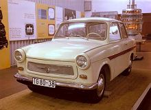 Mydelniczka, Ford Karton, Trabi - Trabant ma już ponad 60 lat.  Kiedyś wyśmiewany, dzisiaj ma grono oddanych fanów