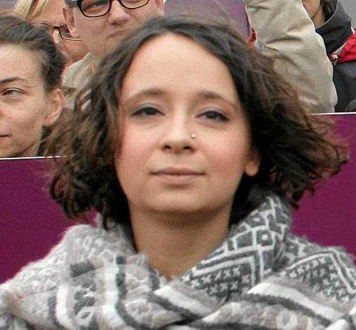 Marcelina Zawisza z partii Razem