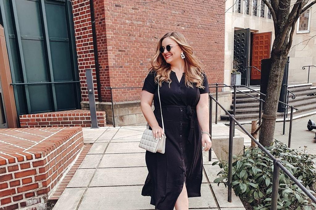 Te sukienki pięknie wymodelują sylwetkę kobiet plus size