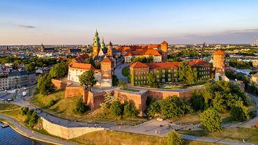 Zamek królewski na Wawelu. Zdjęcie ilustracyjne