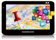 wakacje, nawigacja, GPS: nawigacja na wakacje, Modecom FreeWAY AX 5,5 cala. Mapa: brak, Android 2.2. Cena: 460 zł