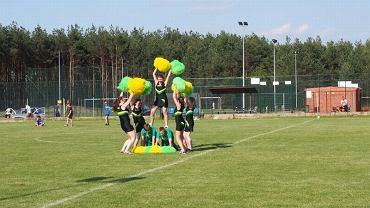 Drużyna Cheerleaderek MKS Wyśmierzyce
