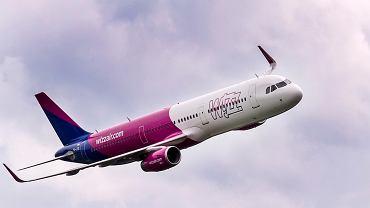 Wizz Air wprowadza opłatę ekologiczną