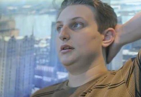 Gabriel Jacobs Dick urodził się kilka dni po śmierci ojca w tragedii World Trade Center.