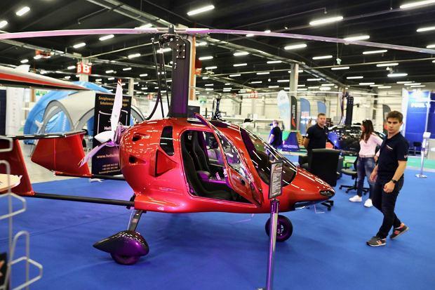 Zdjęcie numer 0 w galerii - Dla tych, co już latają i marzą o lataniu. Aviation Expo w Targach Kielce [ZDJĘCIA]