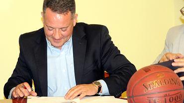KSSSE nadal w nazwie gorzowskiej drużyny koszykarskiej