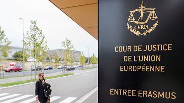 Trybunał Sprawiedliwości Unii Europejskiej. Luksemburg, 5 października 2015
