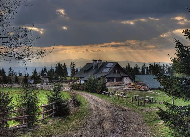 Rowerem w góry - Tatry, Gorce i Beskidy jesienią