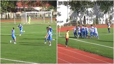 Fenomenalny gol w III lidze rumuńskiej
