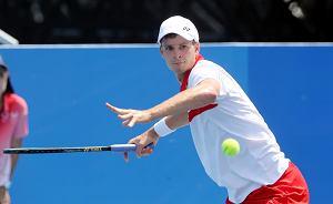 Hubert Hurkacz w finale ATP w Metz! Znakomite zwycięstwo Polaka
