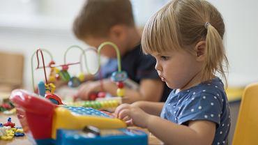 Do przedszkola mogą uczęszczać tylko dzieci zdrowe.