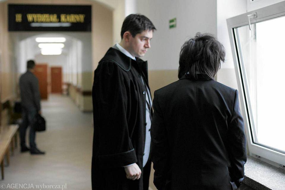 Zdjęcie numer 1 w galerii - Sąd uniewinnił Saudyjczyka, który ugodził nożem Polaka