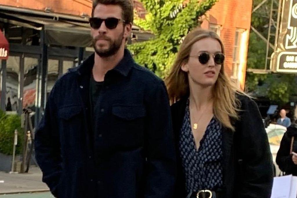 Liam Hemsworth z nową dziewczyną