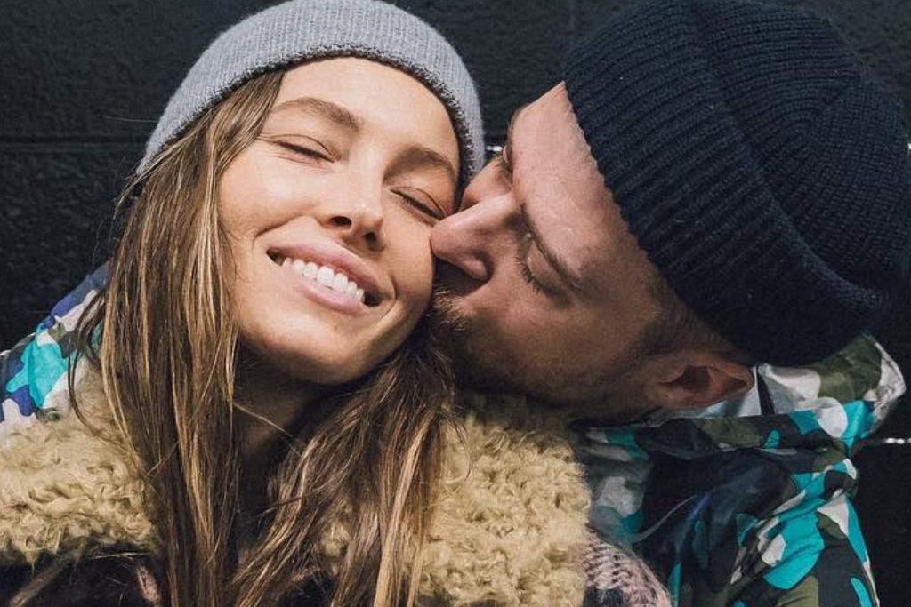 Jessica Biel i Justin Timberlake