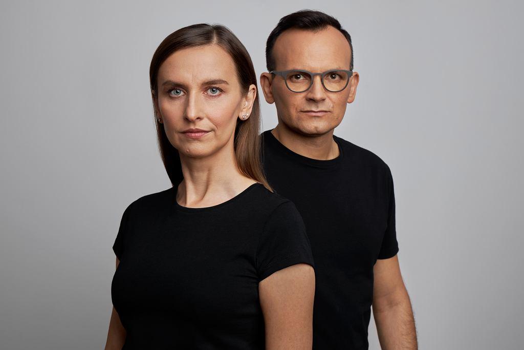 Sylwia Spurek i Marcin Anaszewicz