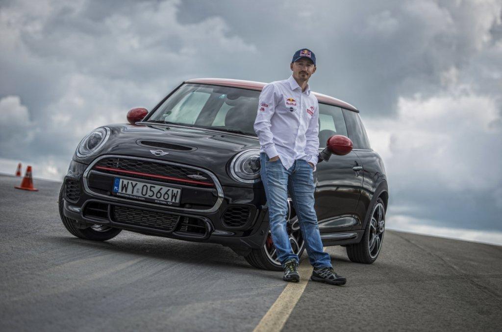 Adam Małysz został ambasadorem marki Mini