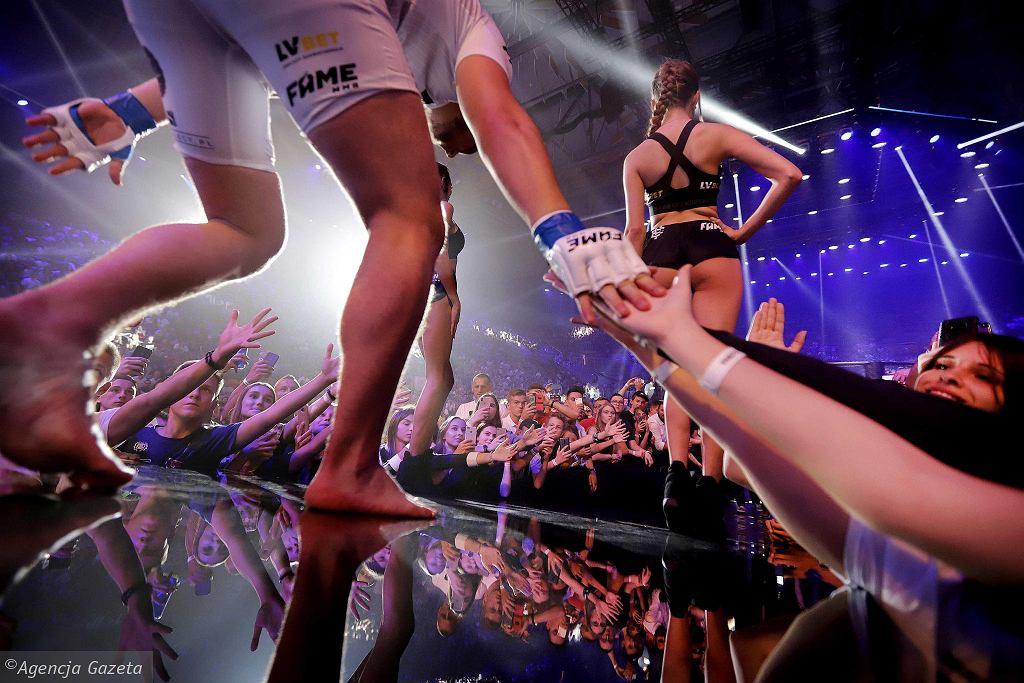 Gala Fame MMA, Hala Sportowa Częstochowa, 22 czerwca 2019 r.