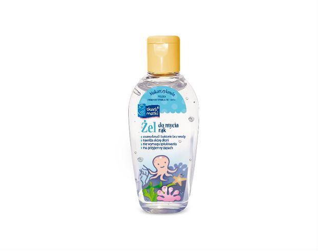 Zadbaj, aby Twoje dziecko zawsze miało czyste rączki