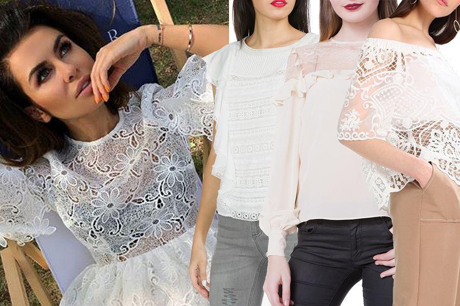 2fa8d2a7 Koronkowa sukienka Siwiec to hit tego lata. A jeszcze piękniejszą ...