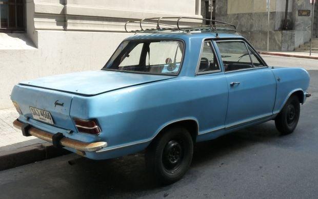 Grumett pickup