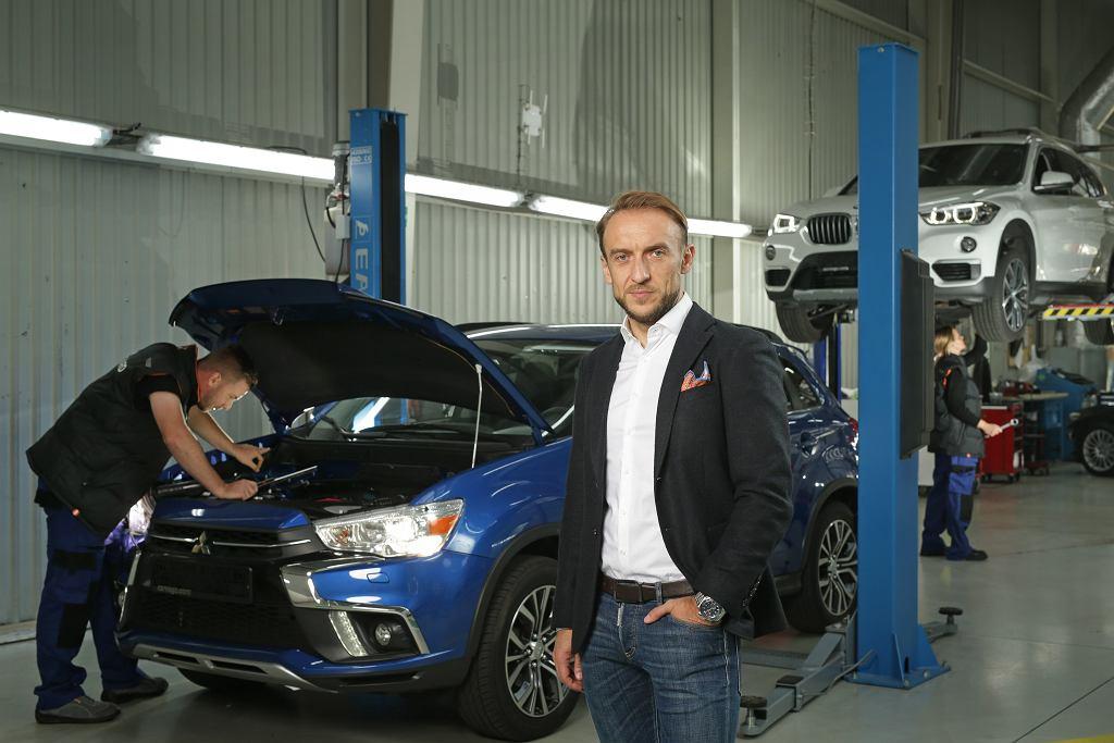 Konrad Jaśkiewicz, Country Manager Poland w Carvago
