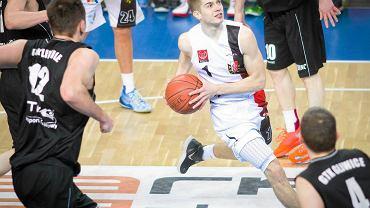 Astoria Bydgoszcz w meczu z GTK Gliwice