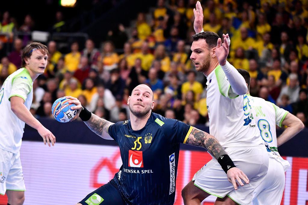 Szwecja zagra z Polską o pozostanie w ME