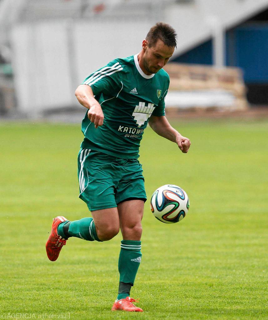 Grzegorz Goncerz strzelił gola
