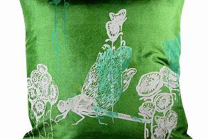 Projekty: Justyna Medoń - malarstwo na tapecie