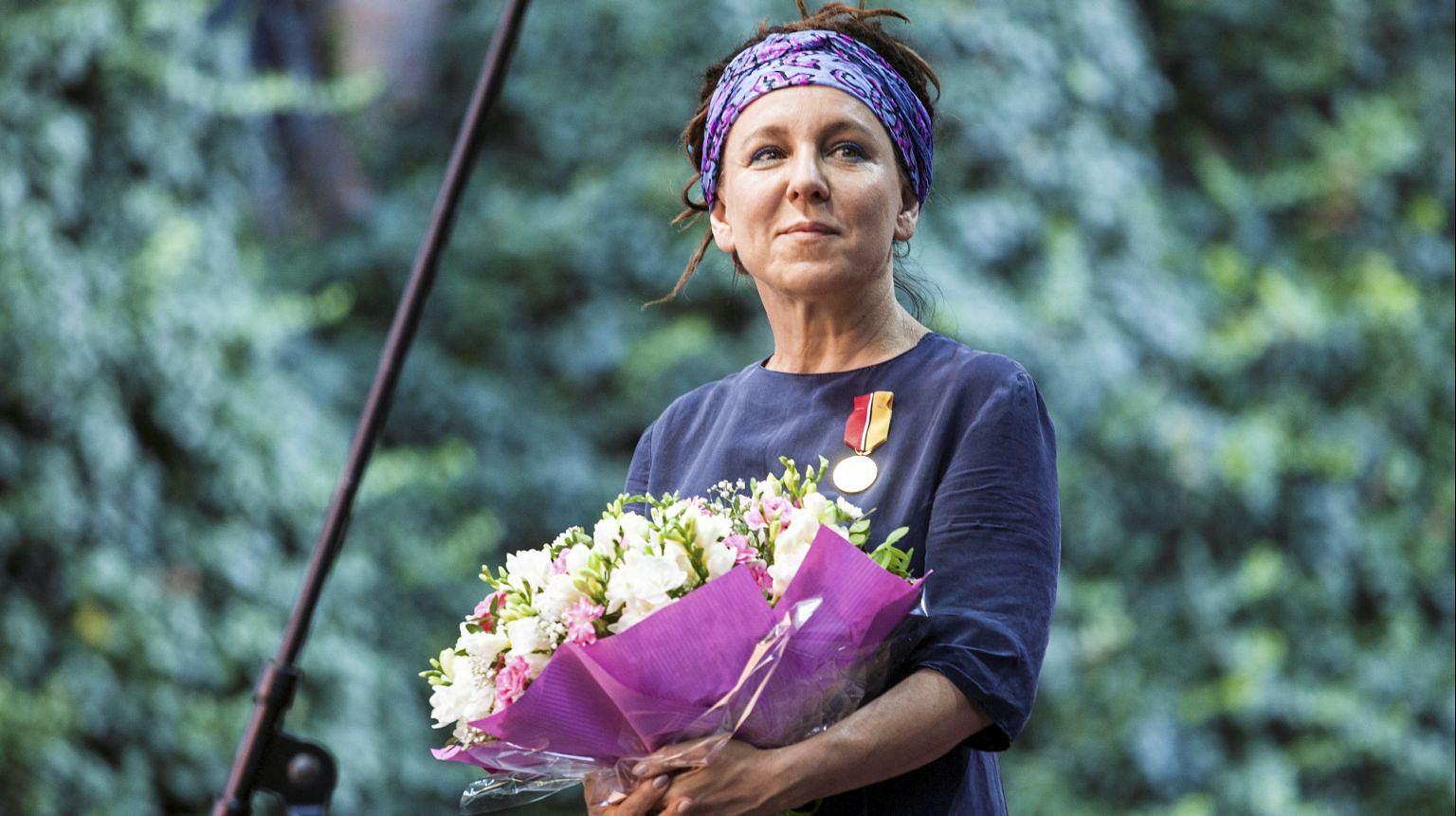 Olg Tokarczuk jest pierwszą polską laureatką International Man Booker Prize