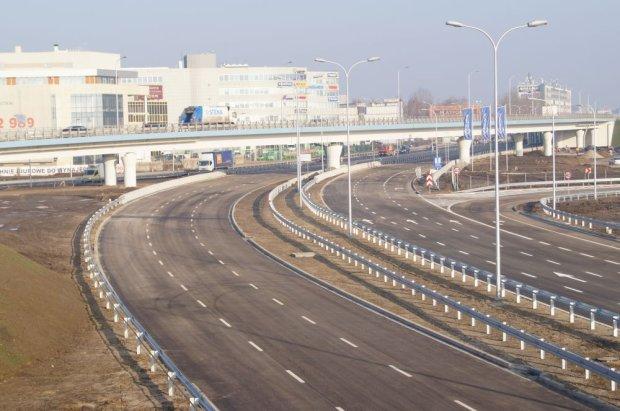 Otwierają nowy dojazd do autostrady A2 [MAPA i ZDJĘCIA]