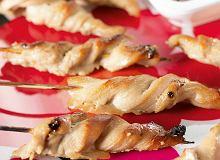 Szaszłyki z kurczaka - ugotuj