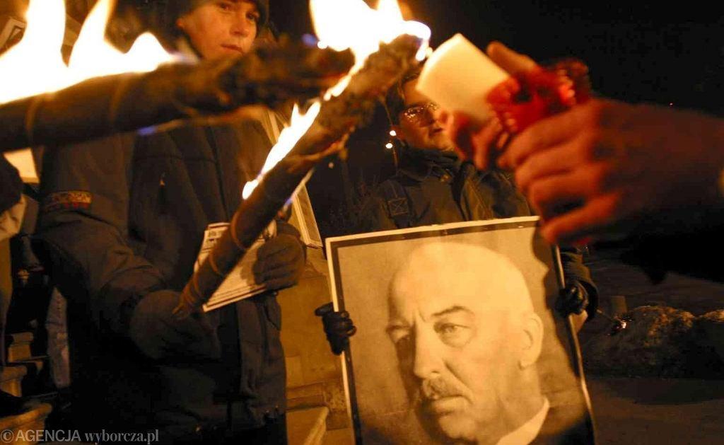 zapal świeczkę dla Narutowicza