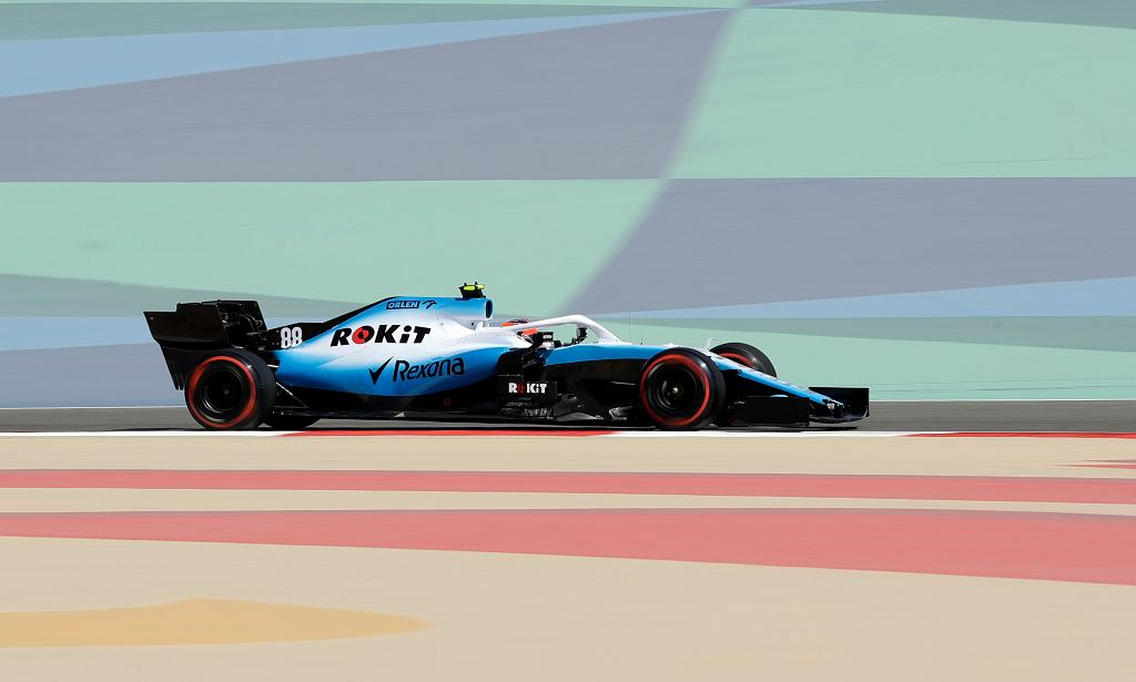 GP Bahrajnu. Gdzie oglądać start Roberta Kubicy?